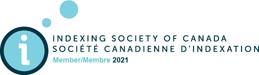 Indexing Society of Canada Logo 2021